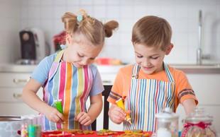 Slonček Fala vabi na otroško pekovsko delavnico - in to BREZPLAČNO