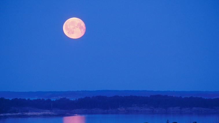 Ali so ljudje res bolj nori ob polni luni? (foto: Profimedia)