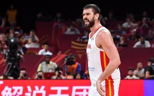 ZDA brez medalje, v finalu svetovnega prvenstva v košarki Španija in Argentina