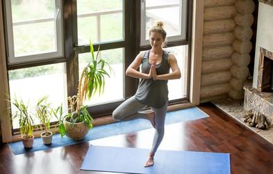 Ste vedeli, da slabo ravnotežje kvari napredek pri vaši vadbi?
