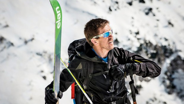 V delovni gozdarski nesreči umrl vrhunski aplinist in ekstremni alpski smučar Davo Karničar (foto: Arhiv)