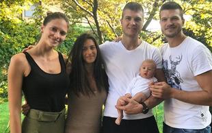 Edo Murić – srečen mož in ponosen očka spet končno v Stožicah