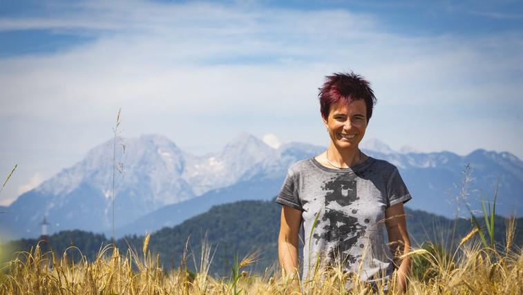 Petra Vladimirov: ultramaratonka, ki želi pisati dobre zgodbe (foto: Založba UMco)