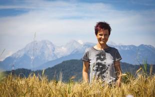 Petra Vladimirov: ultramaratonka, ki želi pisati dobre zgodbe