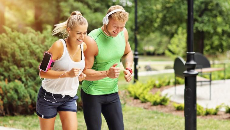6 nasvetov, kako tek trenirati s partnerjem (foto: Profimedia)