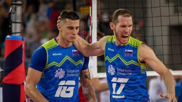 Slovenija je v velikem finalu! Čestitamo našim fantom, trenerjem in navijačem! (foto: Instagram)