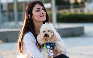 EuroVolley 2019: Spoznajte psička, ki prinaša srečo slovenskim odbojkarjem