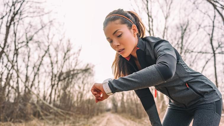 Kako hitro bi morali teči pri teku na daljše razdalje? (foto: Shutterstock)