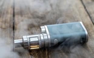 Vejpanje: povsem neškodljivo ali le moderna oblika kajenja?