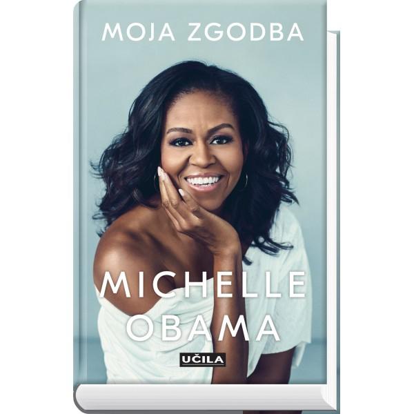NAJBOLJ PRODAJANA KNJIGA LETA Moja Zgodba, Michelle Obama Ko je bila majhna, je bil svet Michelle Robins južni Čikago, kjer …