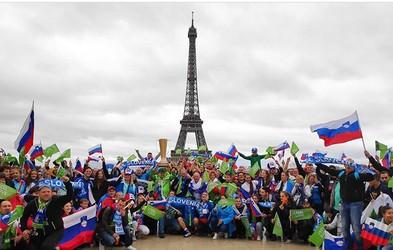 Gremo Slovenija: Zdravljica in harmonika se razlegata po Parizu