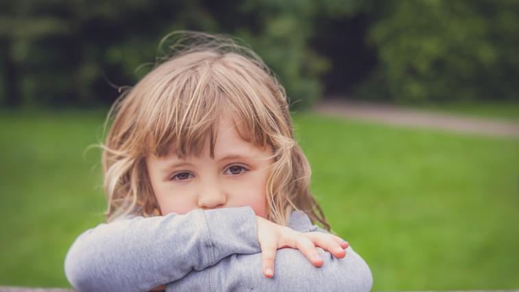 Ne spreglejte znakov depresije pri otrocih (foto: profimedia)