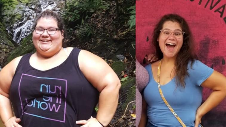 Čudežna preobrazba: Norma je shujšala za 100 kg in 18 konfekcijskih številk (foto: Profimedia)