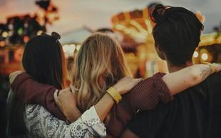 Zapustila je najboljše prijatelje in se ni ozirala nazaj (zakaj bi to morali storiti tudi vi?)