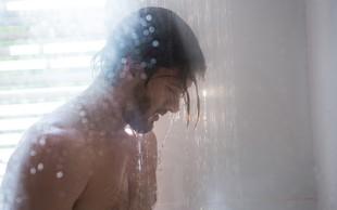 To je najbolj primeren čas za prhanje, pravijo strokovnjaki