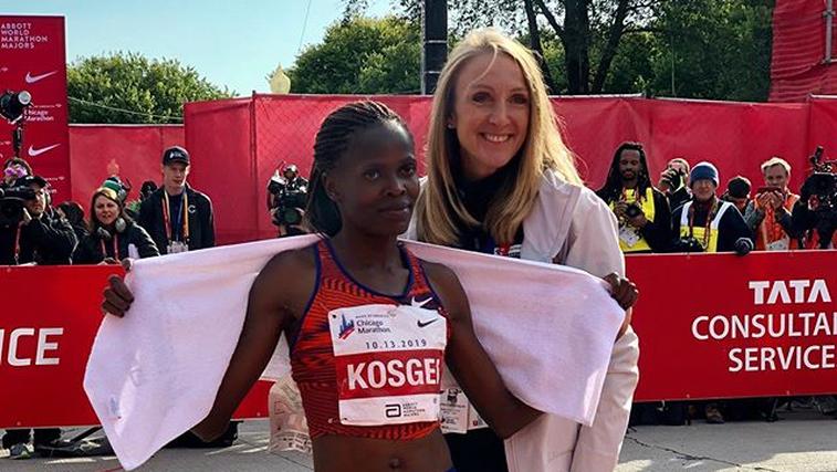 Nori maratonski vikend: po 16 letih padel še svetovni rekord v ženskem maratonu (foto: Instagram)