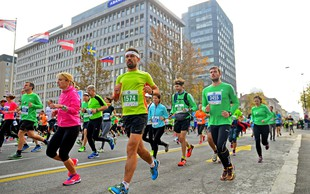 Ljubljanski maraton je pred vrati. Fizično ste pripravljeni, kaj pa psihično?