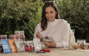 Živa Pogačnik: »Zivabowl je optimalna izbira, kadar imamo čas le za hitro malico, a načrtujemo uravnotežen obrok.«