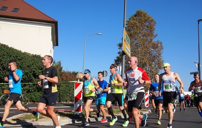 Ljubljanski maraton: Ste tekli na 21 ali 42 km? (Fotogalerija)