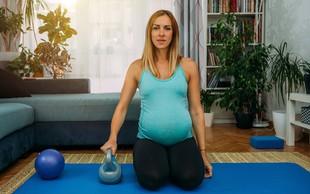 Najpogostejša napaka, ki jo naredijo mamice pri poporodni vadbi