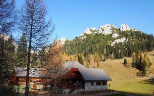 Ideje za kratek izlet: Planinski dom na Zelenici