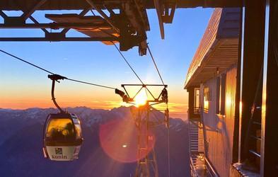 Ideja za smučarski ali pohodni izlet: Osupljivi razgledi na Alpe, morje in Italijo