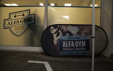 Vrata je odprl novi Alfa gym samo za ženske!