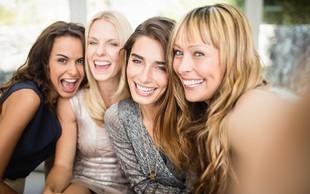 26 dejstev o ženskah: Le 2% žensk meni, da so lepe in na dan izrečejo 13.000 besed več kot moški