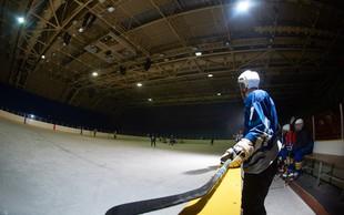 Hokej na ledu: Kako sem prvič na drsalke stopil pri 32 letih