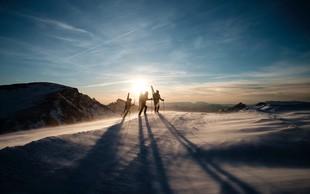 To so smučišča v naši bližini, kjer boste ujeli največ sonca in naravnega snega