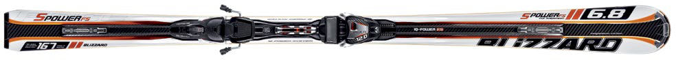 Blizzard S-power full suspension IQ