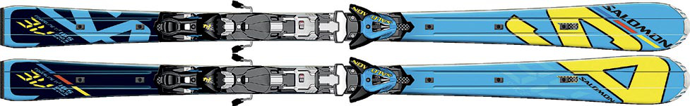 Salomon 3V race powerline + Z14 speed