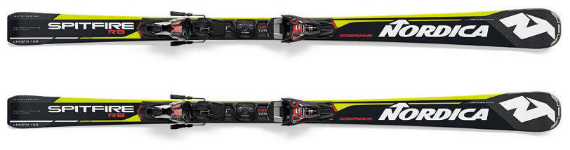 Nordica Dobermann Spitfire RB