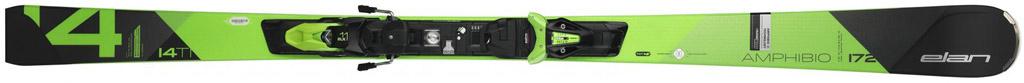 7. Elan Amphibio 14 TI Fusion