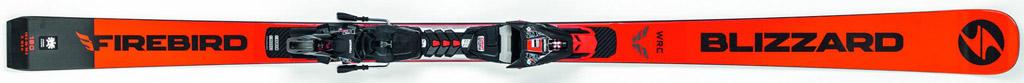 8. Blizzard Firebird WRC